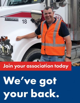 Join your association today